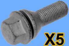Set of 5 Wheel Lug Bolt/Stud Front or Rear fits Volvo XC90 2003-08