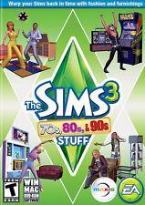 Los Sims 3: 70s, 80s & 90s Stuff (PC/Mac, región libre) Origin clave de descarga