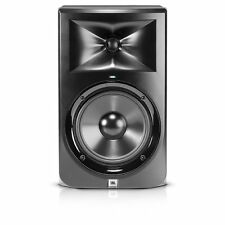 "JBL LSR308 8"" Active Powered 2-Way Home Studio Reference Monitor Speaker Single"
