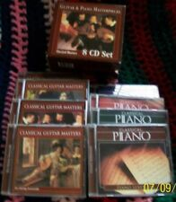 Guitar & Piano Masterpieces (CD, 8 Discs, Direct Source)