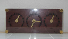 Wetterstation mit Barometer, Hygrometer und Thermometer, Fa. Eschenbach