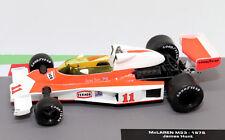 Formula 1 Car Collection Mclaren M23 1976 James Hunt 1:43 F1 Model Mint Open