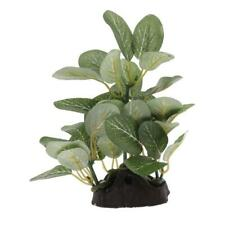 Resin Reptile Artificial Decor Plants for Lizard, Gecko, Water Frog, Tortoise