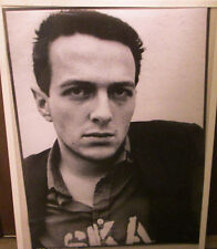 CLASH POSTER LIVE NEW NEVER OPENED LATE 2000'S VINTAGE LONDON 77 JOE STRUMMER