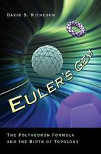 Euler's Gem: The Polyhedron Formula And The Birth Of Topology: By David S. Ri...