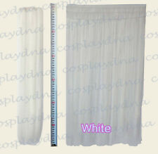 "24"" White Heat Stylable Hair Weft Extention (3 pieces) Cosplay DNA 7101"
