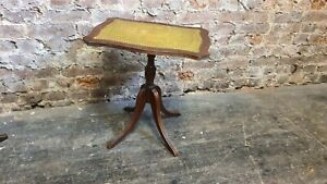 Fold Up Fire Screen Vintage Wine Side Table Snap Top