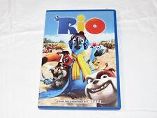 Rio DVD 2011 Rated G Animation/Anime Blue Sky Studios