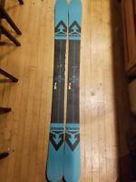 -SURFACE BALANCE POWDER SKIS 184 cm -