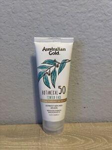 Australian Gold SPF 50 Botanical TINTED BB Cream -Med. to Tan Skin Tones!!!!