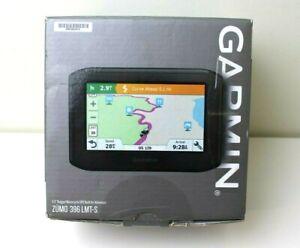Garmin Zumo 396 LMT-S Motorcycle GPS Navigator