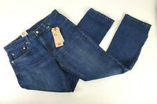 Levis 511 Slim Fit Stretch Blue Jeans Mens Size 32x30 NEW MSRP $69.50    a12