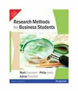 Research Methods For Business Students 5ed by MARK SAUNDERS Book The Cheap Fast