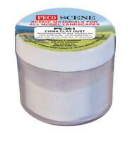 Peco PS-361 China Clay Dust/Snow Weathering Powder (75ml)