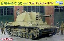 Dragon 1/35 6710 WWII German leFH18/40/2 (sf) auf G.W.Pz.Kpfw.III/IV (Smart Kit)