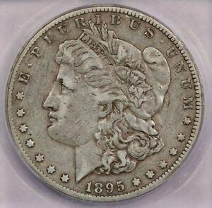 1895-O 1895 Morgan Dollar ICG VF25 Sweet original coin WOW!