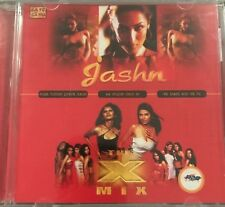 Jashn - The X Mix CD. Saregama RPG. STILL SEALED. Sukhwinder Singh.  CDNF159002