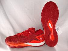 adidas Crazylight Boost Low 2016 Basketballschuhe B42389 rot EU 48 2/3 UK 13