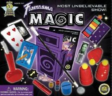 Kids Magic Kit Magician Set Tricks Toy Party Gift Fun Activity Props Age 6 Up