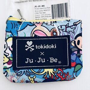 Jujube Sea Amo Coin Purse tokidoki New in Pkg Rare Limited Edition Machine Wash