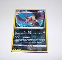 Pokemon MANDIBUZZ 120//192 Rebel Clash MINT RARE Rev Holo