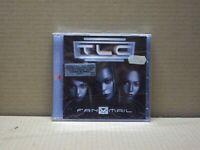 TLC - FANMAIL - CD - ORIGINAL - SEALED!