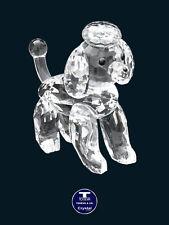 "[SPECIAL OFFER] ""Poodle"" Austrian Crystal Figurine was AU$58.00"