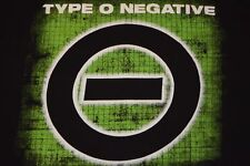 2003 Type O Negative tour t shirt XL Large/XL Life is Killing Me