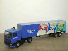 Daf 95 Truck & Trailer Nutricia - Lion Toys Holland 1:50 *42487