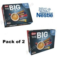 Nestle The Big Biscuit Box 71 Chocolate Biscuit Bars Pack of 2