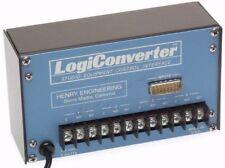 Henry Engineering Logiconverter Logic GPI Interface Opto-Isolated Relay TTL CMOS