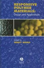 Responsive Polymer Materials: Design and Applications by Sergiy Minko: New