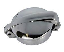 "Monza Alloy Fuel / Oil Flip Filler Cap 2"" - Aluminium"