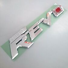 "GENUINE TOYOTA HILUX ""REVO"" CAR BADGE DECAL LOGO STICKERS EMBLEM"