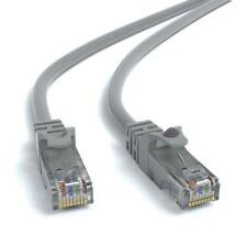 3m Cat 6 patch cable cable de red cable Ethernet LAN DSL cable-gris