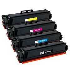 4x Toner Cartridge for Canon 046 H MF731cdw MF732cdw MF733cdw MF734cdw MF735cdw