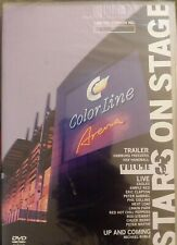 STARS ON STAGE #3 DVD Limited Edition #1322 ColorLine Arena Eagles Linkin Buble'