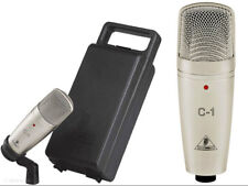 BEHRINGER CONDENSER MICROPHONE Suitable For Recording Vocals & Guitar