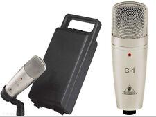 Behringer Condenser Microphone Suitable for Recording Vocals & Guitar
