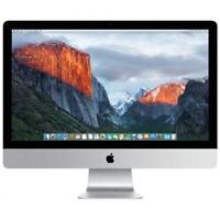 "Apple 27"" iMac with Retina 5K Display (2015) MK482LL/A Starter Bundle 16"