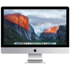 """Apple iMac A1419 27"""" Desktop - MK482LL/A (October, 2015)"""
