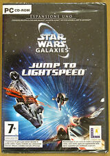 Star Wars Galaxies Jump to Lightspeed PC Activision BLIZZARD