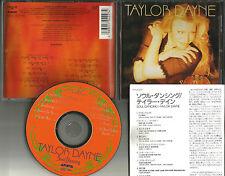 TAYLOR DAYNE Soul Dancing w/ UNRELEASE BOUNS TRK JAPAN CD USA Seller BVCA605