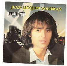 ♫ Jean-Jacques GOLDMAN ♫ ENVOLE-MOI ♫   45 tr  1984 EPIC CBS