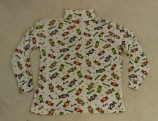 90s vintage Womens Looney Tunes turtle neck Shirt size Medium Sylvester Tweety