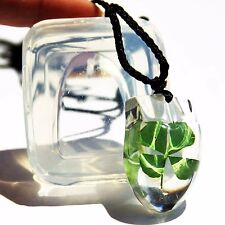 Clear silicone Mouse style pendants Molds, pendant size 37mmX24mm.(2-27)