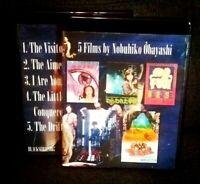 Nobuhiko Obayashi 5 Film Collection Bluray Director of Hausu Convention Exclusiv