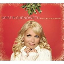 A Lovely Way to Spend Christmas by Kristin Chenoweth (CD, Oct-2008, BMG)