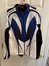 SUGOI  COOL WEATHER CYCLING JACKET/WATER RESISTANT SIZE XL