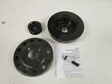 Steeda Mustang Underdrive Pulleys (96-99 Cobra, 02 Bullitt)  701-0002